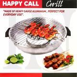 Beli Hafshop Alat Panggang Daging Ikan Udang Happy Call Grill Serbaguna Terbaru