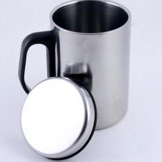 Beli Hafshop Gelas Vacuum Termal Mug Stainless Steel 500 Ml Pakai Kartu Kredit
