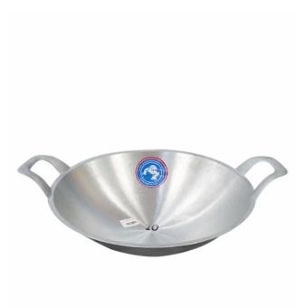 Maspion Wajan Aluminium Jawa 32cm Silver Daftar Harga Terupdate Source ·  Hafshop Wajan Kuali Penggorengan Aluminium 436f21ee9b