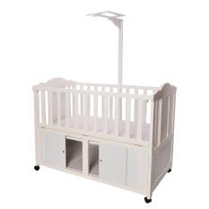 Hakari Baby Box Miao HK 045 - Putih - Jabodetabek Only