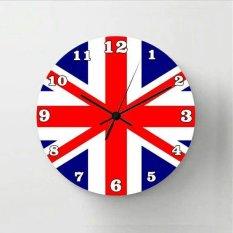 Promo Halos Creation Jam Dinding London 30 Cm Jawa Timur