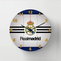 Beli Halos Creation Jam Dinding Real Madrid 30 Cm Online