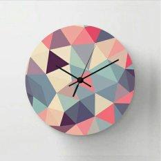 Beli Halos Creation Jam Dinding Soft Colour 30Cm Halos Creation