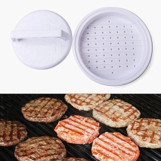 Hamburger Presses Beef Grill Burger Makers Meat Pie Mold Plastic Patties Making Device Machine - intl