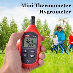 Toko Genggam Hygrometer Termometer Digital Lcd Suhu Karton Pak Meter Bi525 Termurah