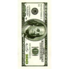 Harga Handuk Kendra 3D Motif Dollar Termahal