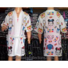 Promo Handuk Kimono Bayi Karakter Tsum Tsum Indonesia