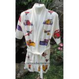 Spesifikasi Handuk Kimono Karakter Car Size Anak 5 8 Thn Yang Bagus
