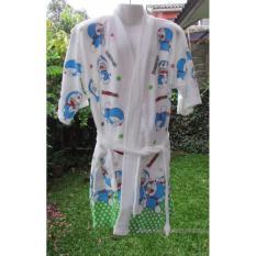 Handuk Kimono Karakter Doraemon size Anak (5-8 thn)