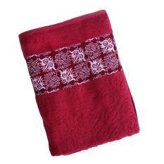 Jual Cepat Handuk Terry Palmer Premium Motif Batik Antimicrobial Protection 70 X 140 Cm