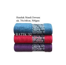 Handuk TP Premium BATIK 32 uk.70x140cm
