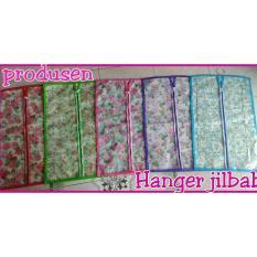 Hanger Jilbab Hjo Murah (Hanger Besi) PINK