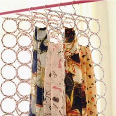 Hanger Unik Gantung Jilbab / Syal / Belt 28 Gantungan