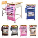 Beli Hanging Table Desk Organizer Meja Belajar Book Rack Buku Alat Tulis Cicilan