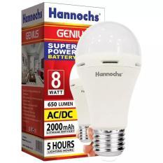 Hannoch genius