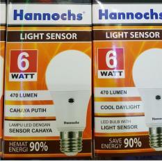 Terlaris Hannochs Lampu Led Otomatis Hemat Energi Dengan Sensor Cahaya Lampu Jalan Pintu Jendela Automatic Switch Hannoch 1 Buah By Mujur Laris 888.