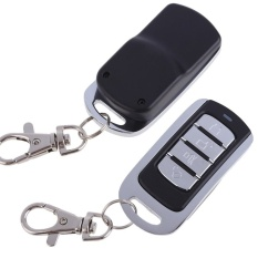 HAOFEI 433MHz DC12V 4 Buton Remote Control Gate Key Fob forCarGarage Door - intl