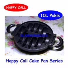 HAPPY CALL 10 Lubang Panci Teflon Kue Pukis