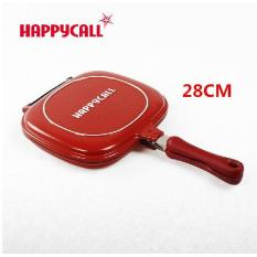 Happy Call Double Pan - Panci Happy Call 28 Cm - F7sd2p
