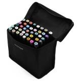 Harga Happystar Touchfive 40 Warna Desain Mahasiswa Sketsa Twin Marker Pen With Gift Set Paling Murah