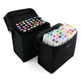 Toko Happystar Touchfive 40 Colors Art Animation Design Sketch Twin Marker Pen White Intl Terlengkap Di Tiongkok