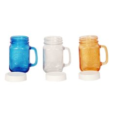 Spesifikasi Harvest Set Mug Jar 450Ml 3 Buah Harvest Terbaru