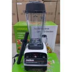 Heavy Duty Commercial Ice Blender Et-By-787A (Cocok Untuk Cafe) - Bnzbly