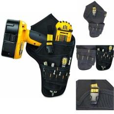 Jual Tugas Berat Custom Cordless Impact Drill Holster Tool Belt Pouch Pocket Holder Di Bawah Harga