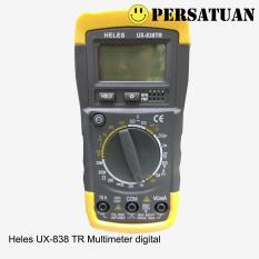 Heles UX-838 TR Multimeter digital Multitester avometer tester