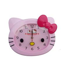 Beli Hello Kitty Hk 5020 Karakter Jam Dinding Hello Kitty