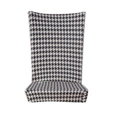 Hequ Hot Sale Fashion Aneka Pola Rumah Tangga Antifouling Removable Stretch Elastic Slipcovers Ruang Makan Pendek Stool Kursi Sarung Kursi H03 -Intl