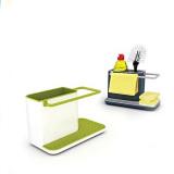 Harga Hequ Multifungsi Rak Dapur Peralatan Kebersihan Dapur Kreatif Rak Menata Rak Kuning Original
