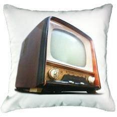 Hermosa Bantal Sofa 40x40 TV Kuno