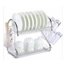 HG 2Layer Dish Rack / Rak Piring 2 susun