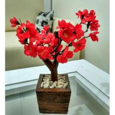 Hiasan Meja Bunga Artifisial Sakura Mini - Daftar Harga Termurah ... a7f6d9115f