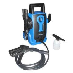 High pressure washer MATRIX HPW 80 - Jet Cleaner washing - Mesin cuci steam mobil dan motor portable - Listrik otomatis stop - Automatic - Awet