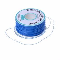 Jual Tinggi Kualitas 30Awg Ok Line Electric Cable 250 Meters Panjang Listrik Pembungkus Kawat Biru Intl Oem Murah