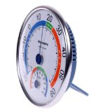 High Quality Analog Thermometer Hygrometer Layar Besar Termometer Higrometer Universal Murah Di Dki Jakarta