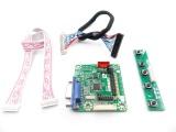 Beli Tinggi Kualitas Mt6820 B Universal Lvds Lcd Monitor Layar Driver Controller Board 5 V 10 42 Laptor Komputer Parts Diy Kit Intl Di Tiongkok