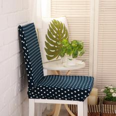 Tinggi Kualitas Gaya Hidup Baru Chaircase Removable Stretch Penutup Kursi Seat Covers Antifouling Spandex untuk Rumah Hotel Kantor