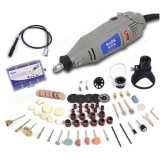 Jual Hilda 220V 150W Variable Speed Electric Grinder With 91Pcs Accessories Mini Rotary Tool Drill Intl Antik