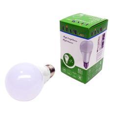 HINODE Bohlam Lampu Bulat SE-315-7W-3000K 240V E27 600LM Light Bulb Warm White