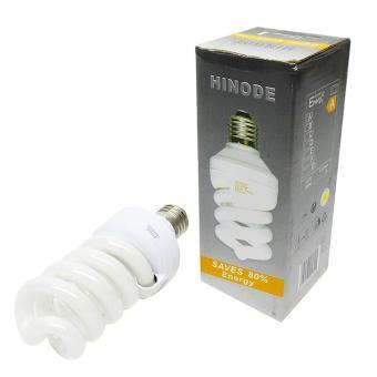 HINODE Bohlam Lampu Spiral SE-FS-25W-E27-2700K 240V 1270LM Light
