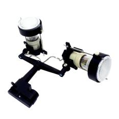 HINODE Lampu Sorot SE-PAK-S03-033A-D-2700K 9W 240V Spot Light Incandescent White