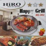 Diskon Besarhiro Happy Grill Roaster Model Hg 301
