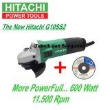 Promo Hitachi Mesin Gerinda Tangan G10Ss2 1Pcs Batu Gerinda Bosch Best