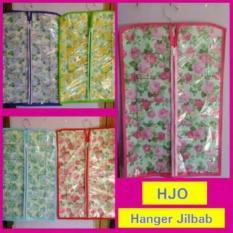 Hjo Hanger Jilbab /Souvenir Unik / Souvenir Haji / Rak Gantung KUNING