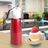 Jual Hl 500Ml Cream Butter Whipper Foam Maker European Fancy Style Coffeedessert Intl Oem Original