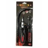 Harga Hoki Shope 18 Pcs Obeng Flexible Screwdriver Set Drill Bit Extender Rod Kabel Selang Pipa Fleksibel Bor Termurah
