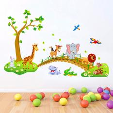 Harga Home Decor Wallsticker Sticker Dinding Abc1041 Colorful Wall Sticker